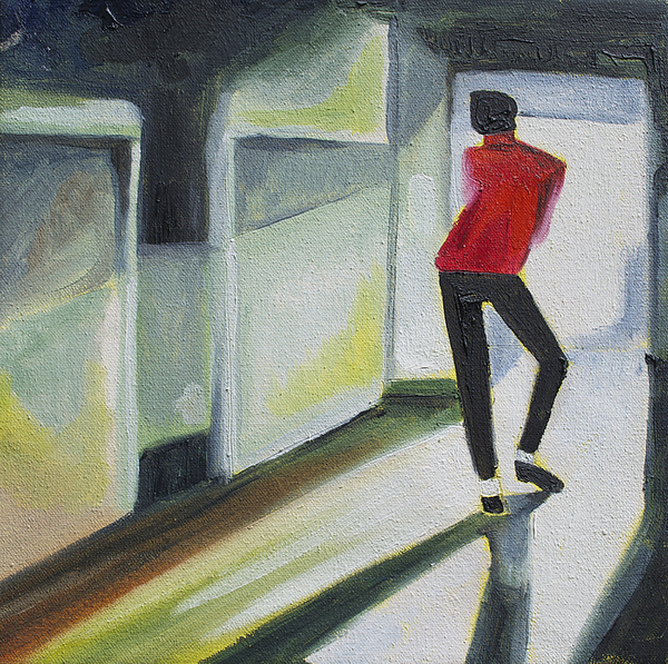Michael Jackson Painting - Mj One Of Five Number Three by Patricia Arroyo