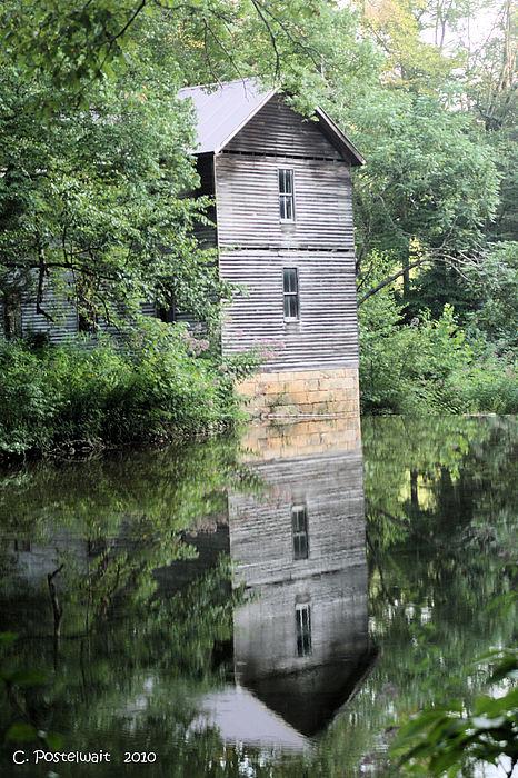 1894 Photograph - Mollohan Mill 3 by Carolyn Postelwait