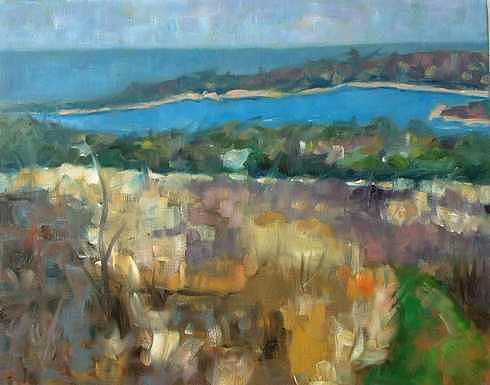 Montauk Painting - Montauk by Glynis Berger