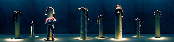 War Photograph - Monumento A Los Caidos by Cayetano Ferrandez