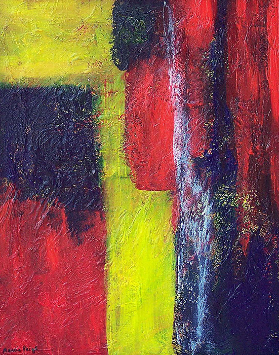 Abstract Painting - Moods by Marcia Paige