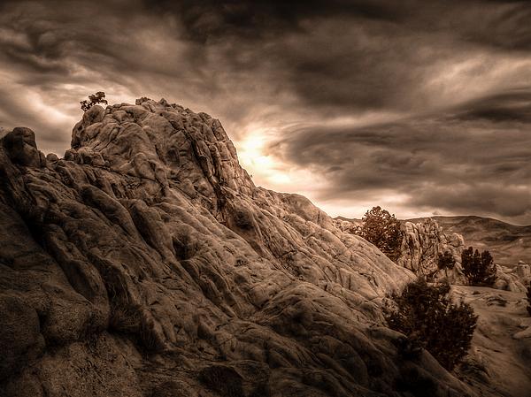 Moon Rocks Photograph - Moon Rocks by Scott McGuire