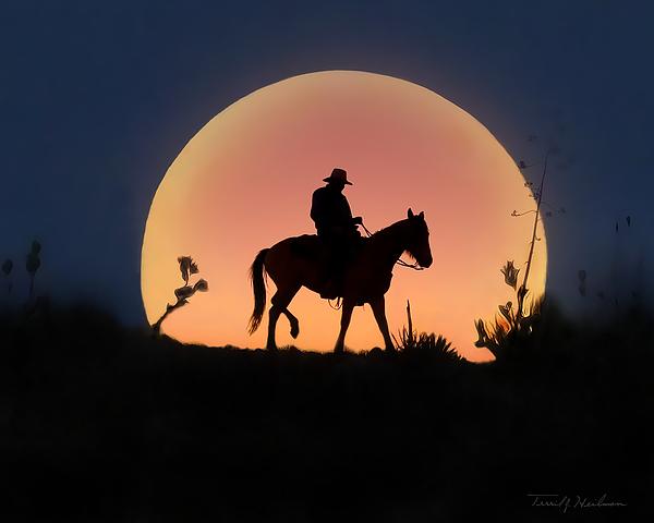 Terril Heilman - Moonlight Ride