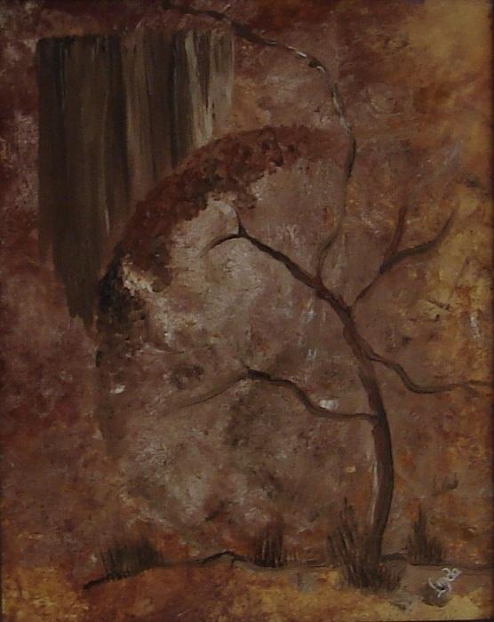 Moonlit Night Painting by Linda Ferreira