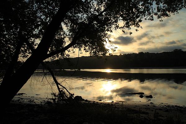 Sunrise Photograph - Morning Arises by Karol Livote