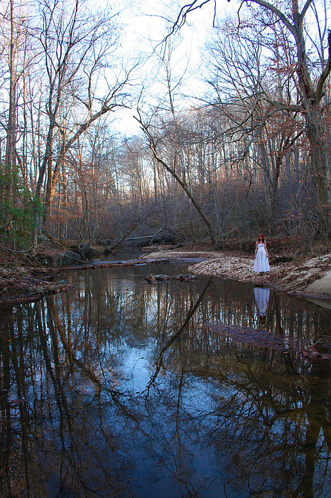 Landscape Photograph - Mother by Julie Bromley