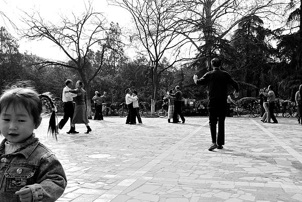Dance Photograph - Motion by Dean Harte
