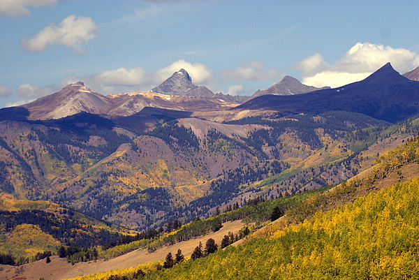 Mountains Photograph - Mountain Splendor 2 by Marty Koch