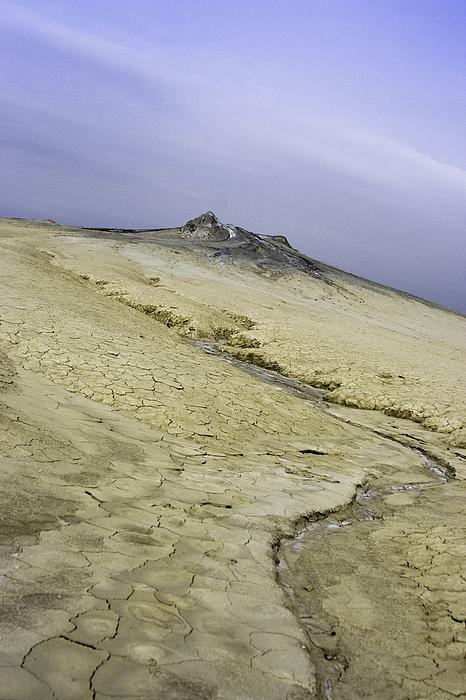 Landscape Photograph - Muddy Volcano Romania 2 by Vlad Gayraud