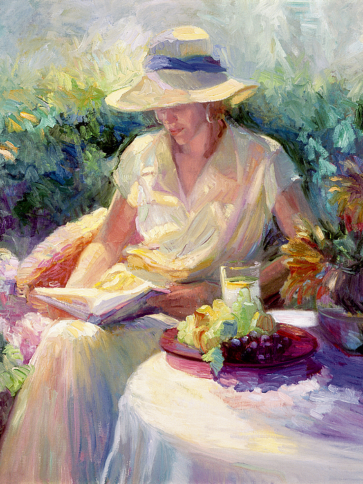 Sally Rosenbaum Painting - My Best Friend by Sally  Rosenbaum