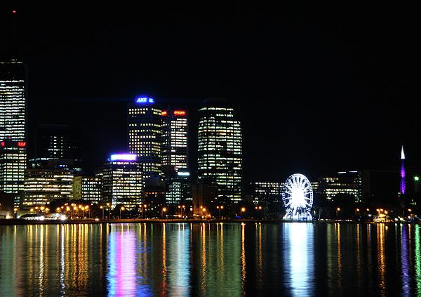 Perth Photograph - My City  Perth by Kelly Jones