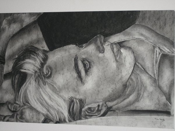 Myself Drawing by Olivia  Whitby