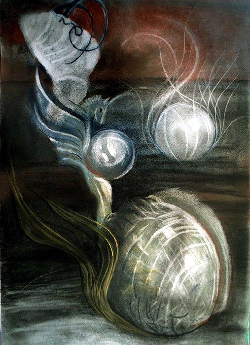 Mystery Painting by Tarak Mahadi