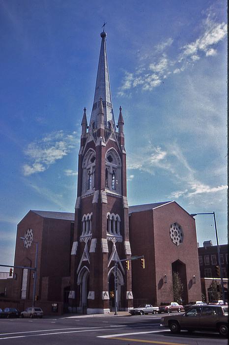 Nashville Photograph - Nashville Church by Randy Muir