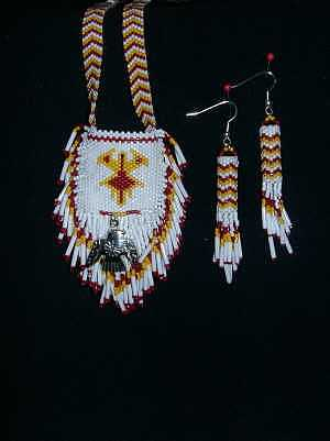 Native American Thunderbird Jewelry by Mary Miller