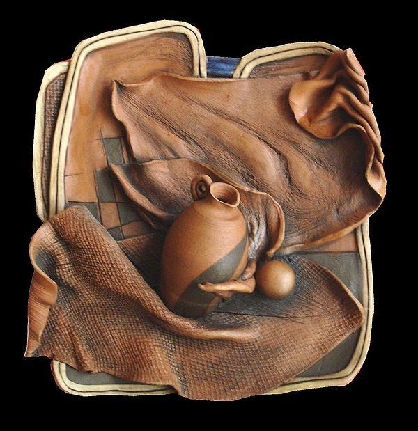 Ceramic Ceramic Art - Naturmort 2 by Yavor Gonev