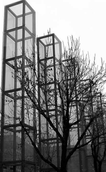 New England Holocaust Memorial Photograph by Melissa Laitman