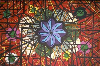 Newart Painting by Joyce Blair