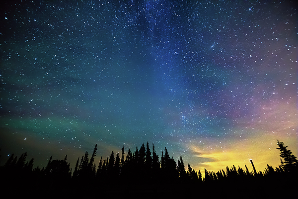 Night Photograph - Night Of Enchantment by James BO Insogna