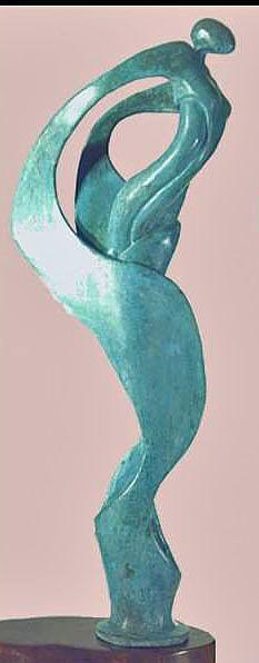 Sculpture Sculpture - Nike by Pete Wroblewski