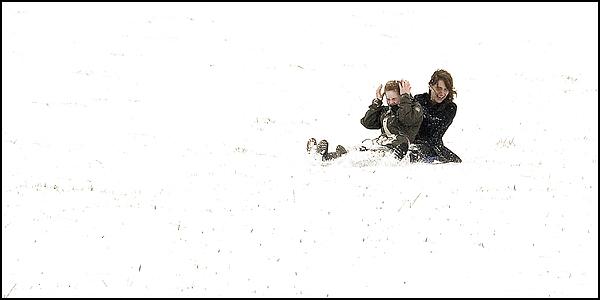 Snow Photograph - No School Today by Aleck Rich Seddon