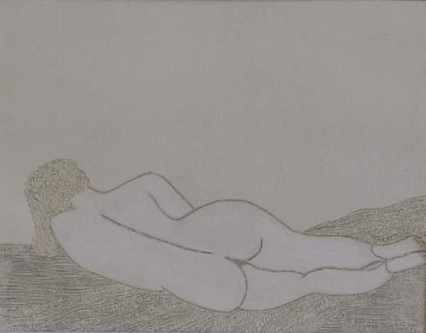 No.322 Drawing by Vijayan Kannampilly