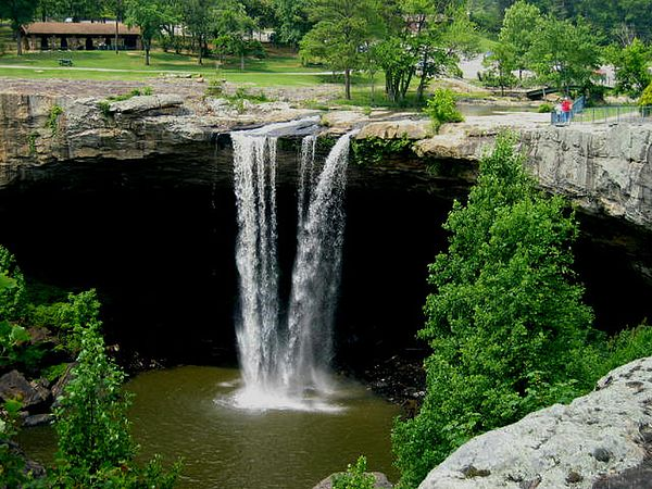 Water Photograph - Noccaloola Falls 1 by Paula Ferguson