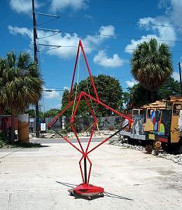 Sculpture Sculpture - North Star by Richard W Beau Lieu