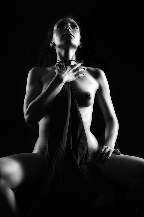 Nude Photograph - Nubian by Tina Zaknic - Xignich Photography