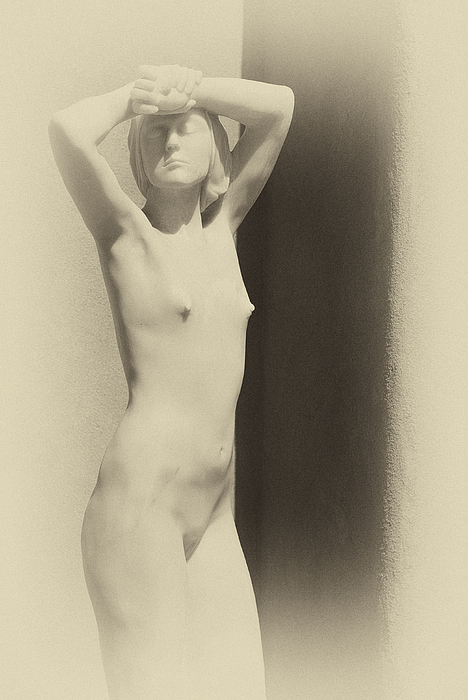 Nude Photograph - Nude by Carolyn Dalessandro