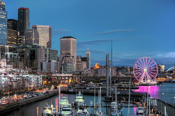 Twilight Tour Seattle