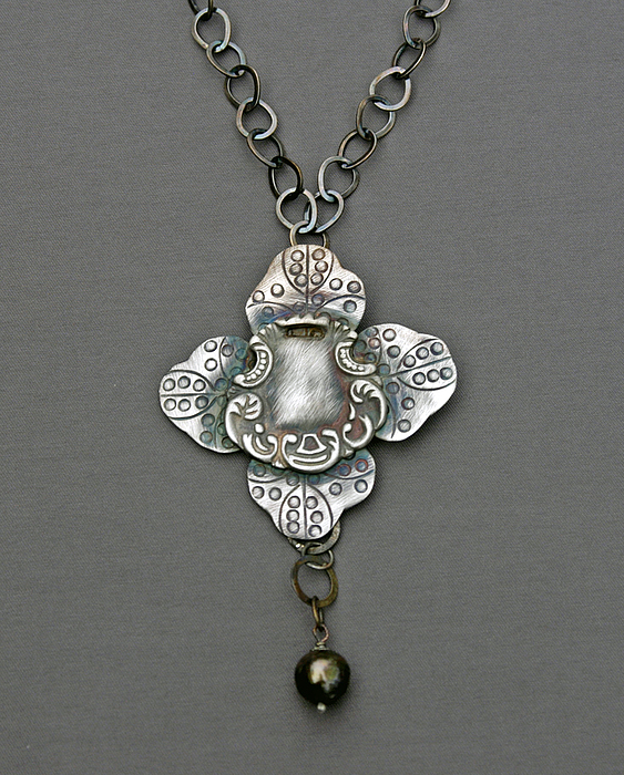 Fine Silver Jewelry - Old And New Merged by Mirinda Kossoff