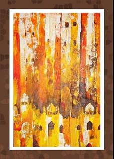 Islamic Architecture Painting - Old Building by Kashif Khan