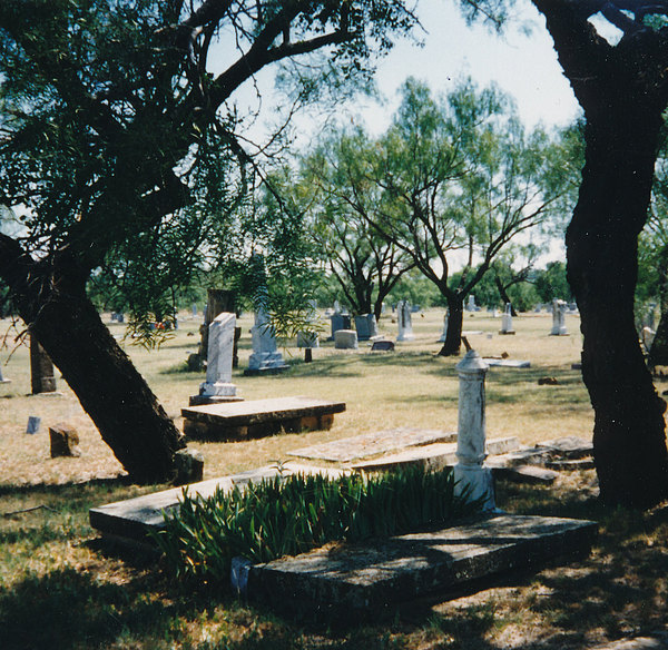 Old Cementery Photograph by Cindy New