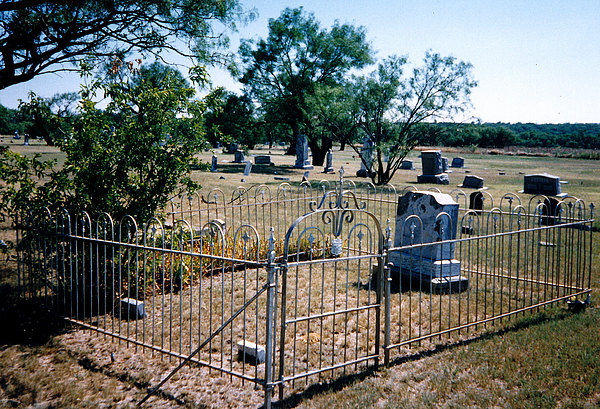 Old Grave Site 2 Photograph by Cindy New
