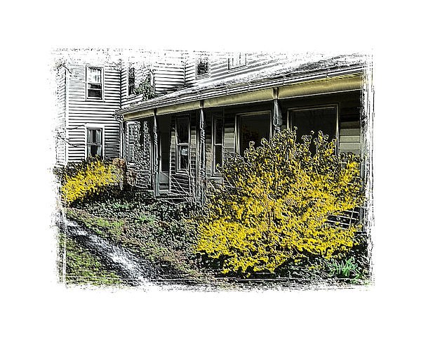 Landscape Photograph - Old Homeplace by Robert Boyette