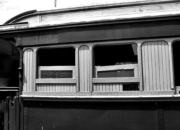 Old Windows Photograph by Bridgette  Allan