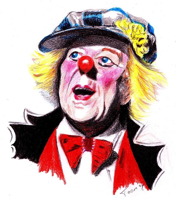 Открытки клоуны советского цирка