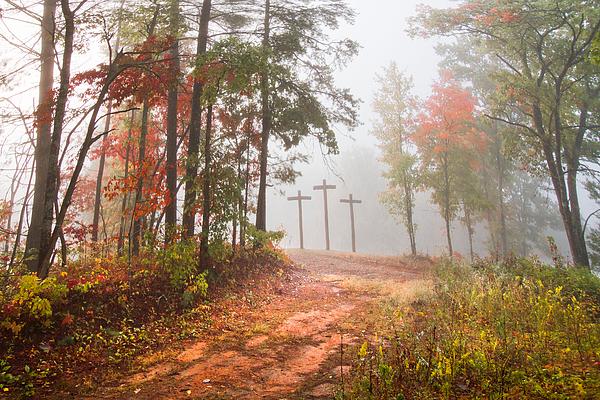 Appalachia Photograph - One Way by Debra and Dave Vanderlaan