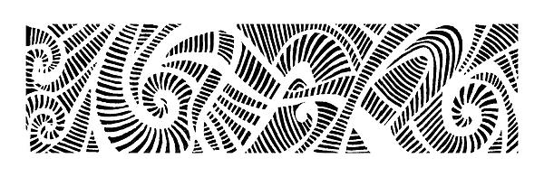 Organized Chaos Print - Organized Chaos by Ashley Cameron