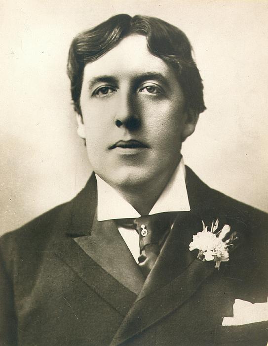 19th Century Photograph - Oscar Wilde by Granger