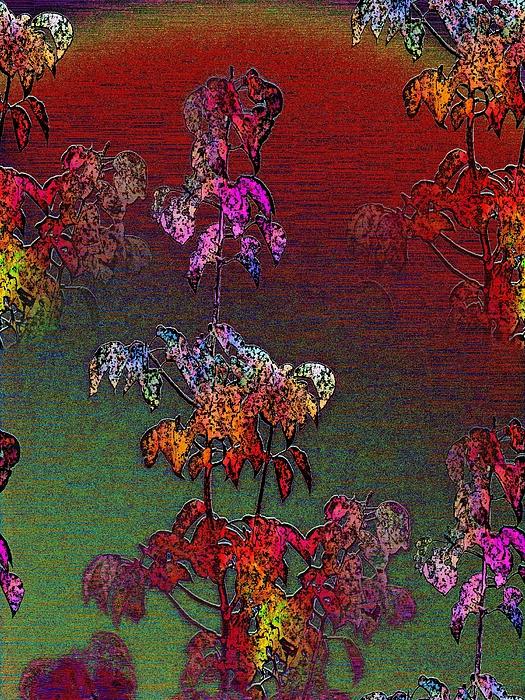 Mist Digital Art - Out Of The Mist 3 by Tim Allen