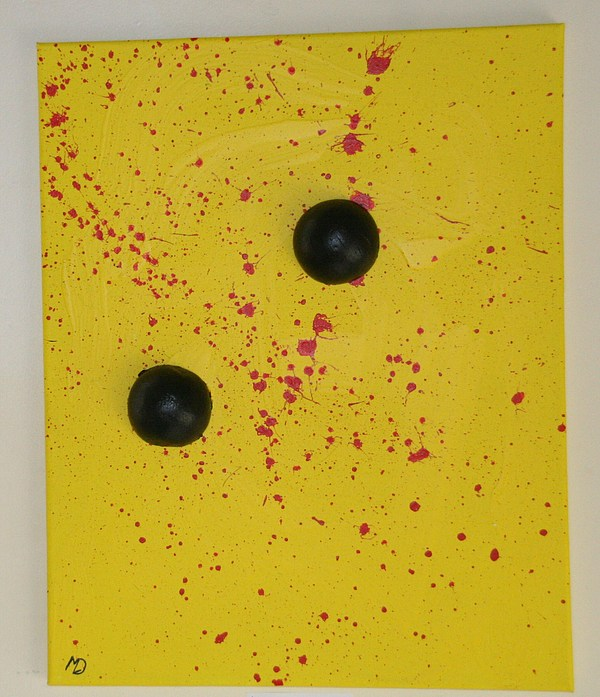 Yellow Relief - Painless by Maria Anna Van Driel