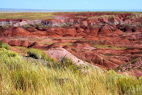 Landscape Photograph - Painted Desert 0242 by Sharon Broucek