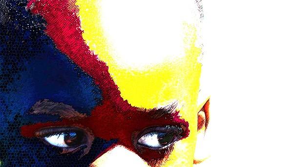 Painted Face 1 Photograph by LeeAnn Alexander