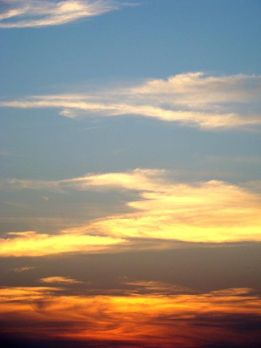 Sunset Photograph - Painted Sky by Ana Villaronga