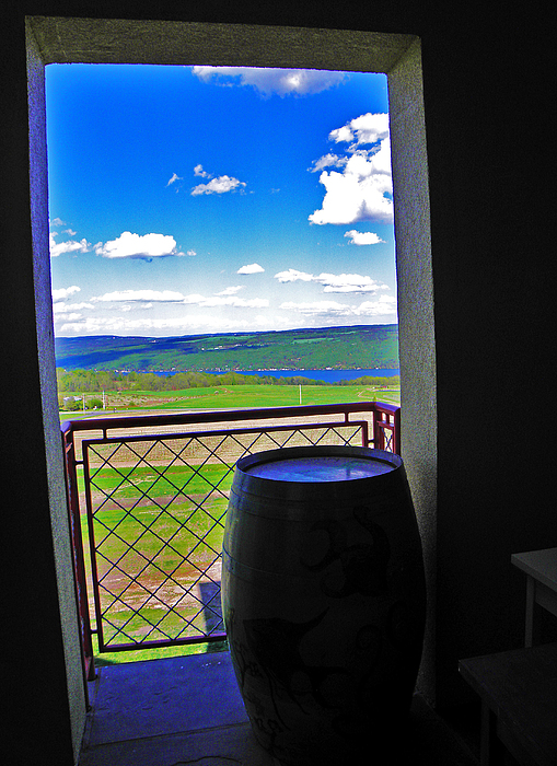 Windows Photograph - Painters Inspiration by Elizabeth Hoskinson