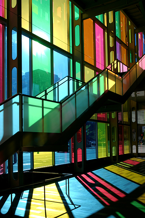 Montreal Photograph - Palais Des Congres Montreal Canada by Pierre Leclerc Photography