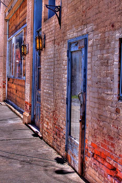 Old Photograph - Palouse Wall by David Patterson
