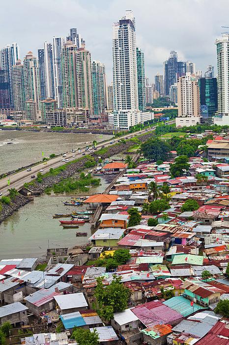 Cityscape Photograph - Panama City by Iris Greenwell